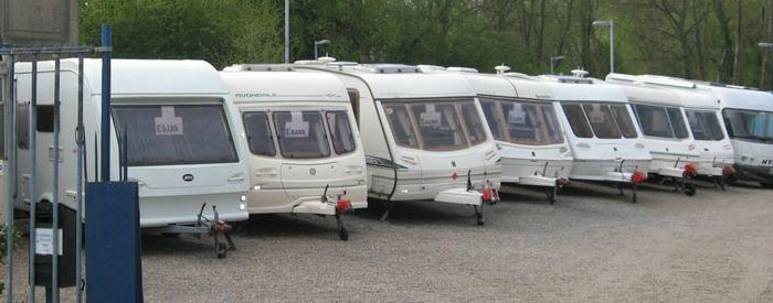 chilham station caravans